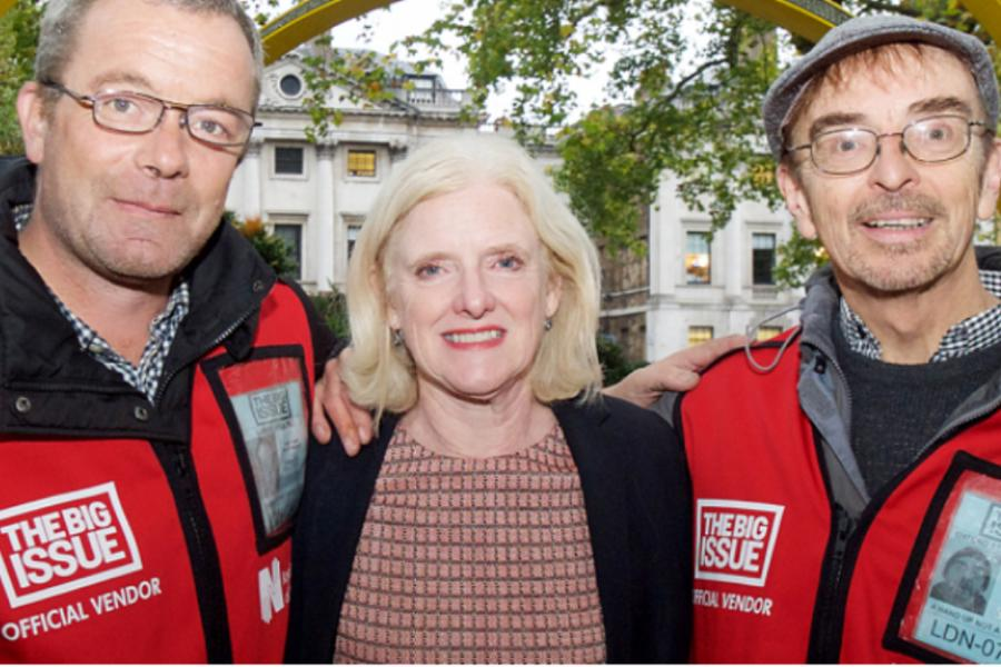 The Big Issue Partnership
